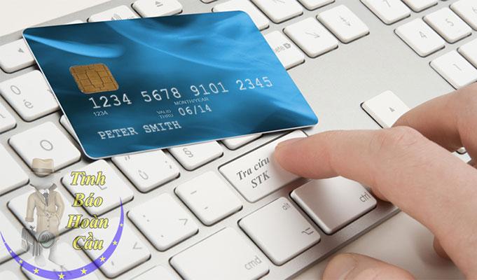 Tra cứu tìm thông tin người qua số tài khoản ngân hàng