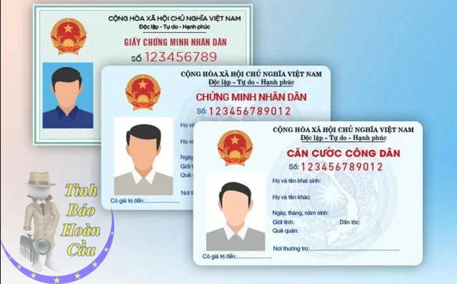 Tra cứu thông tin cá nhân qua số CMND, CCCD