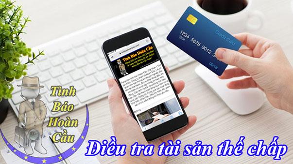 tra cứu thông tin tài sản thế chấp của người khác ở ngân hàng