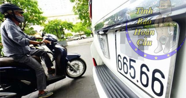 Dịch vụ tra cứu chủ sở hữu biển số xe oto, xe máy toàn quốc
