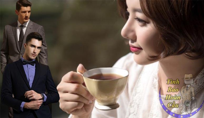 Đàn ông như một tách trà đậm đà, phụ nữ cần phải biết cách thưởng thức