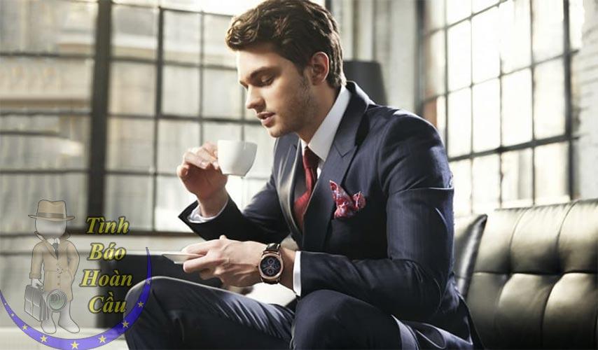 Đàn ông như một tách trà, đậm đà thì uống nhạt nhòa thì đổ bỏ đi