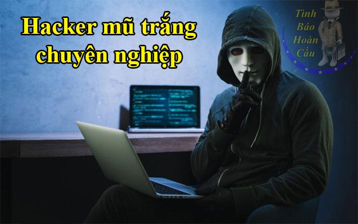 Hacker mũ trắng,thám tử tư, điều tra viên chuyên nghiệp
