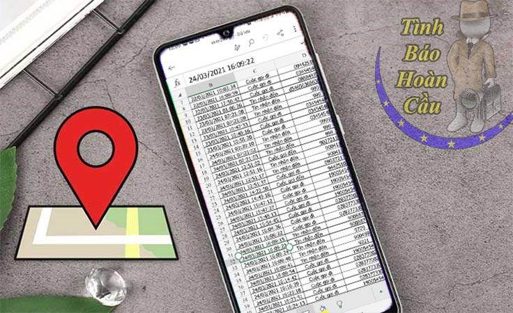 Tra cứu lịch sử cuộc gọi, nhắn tin của Viettel Mobifone Vinaphone