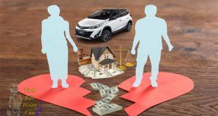 Vợ, chồng ngoại tình có được chia tài sản khi ly hôn không?