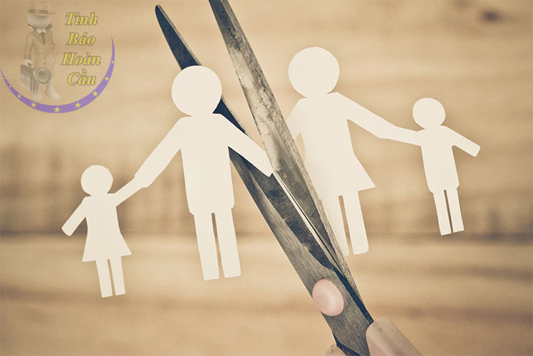 Nguyên tắc giao quyền nuôi con sau khi ly hôn