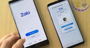 Cách đăng nhập 1 tài khoản Zalo trên 2 điện thoại cùng lúc