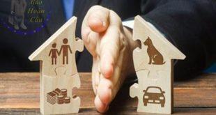 Việc chia tài sản khi ly hôn được thực hiện theo nguyên tắc nào?