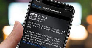 Máy iPhone Jailbreak có cập nhật (update) phần mềm được không?